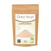 Proteina din orez pudra premium 250g Obio