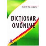 Dictionar de omonime - Marius-Emil Dulgheru