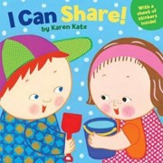 I Can Share!, Paperback/Karen Katz