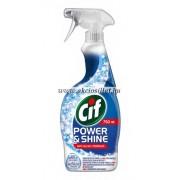 Cif Power & Shine vízkőoldó spray 750ml