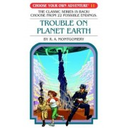 Trouble on Planet Earth, Paperback