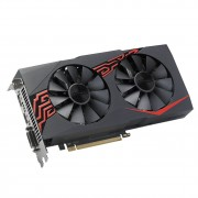 VGA Asus Expedition Radeon RX 570 4GB, AMD RX570, 4GB, do 1254MHz, DP, DVI-D, HDMI, 36mj (EX-RX570-4G)