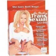Gia darling muñeca hinchable transexual