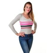 Retro Jeans női hosszú ujjú body LILY 21P048-L19X305