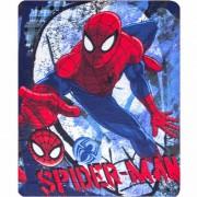 Spiderman fleecedekentje