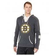 47 NHL Boston Bruins Tahoe Lace-Up Hoodie Jet Black