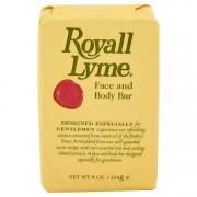 Royall Fragrances Royall Lyme Face & Body Bar Soap 8 oz / 226.8 g Skin Care 467382