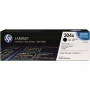 HP CC530AD / 304A svart XXL toner - Original