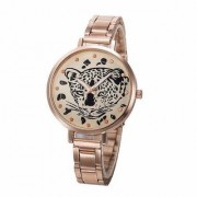 FARP Analog golden colour stainless steel golden ccolour womens watches ladies watches girls watch