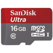 Memorija Sandisk SD 16GB Micro Ultra, 48mb/s, class 10, android 66982