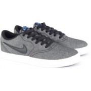 Nike NIKE SB CHECK SOLAR CNVS Running Shoes For Men(Grey)