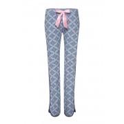 Mon Cherie női pizsamanadrág világoskék M