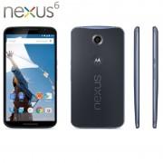 MOTOROLA Nexus 6 XT1103 32Go 4G Smartphone Débloqué 5.96 pouces BLEU