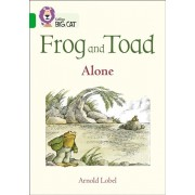 Frog and Toad: Alone. Band 05/Green, Paperback/Arnold Lobel