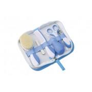 Set de ingrijire bebelusi - albastru