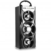 Audio- GBTIGER MS - 220BT Altavoz Bluetooth Con Ranura-Negro