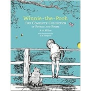 Winnie-the-Pooh: The Complete Collection of Stories and Poems/A. A. Milne