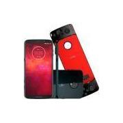 Smartphone Motorola Moto Z3 Play Game Pad XT1929 Octa Core, Android 8.1, Tela 6´, 64GB, 12+5MP, 4G. Dual Chip, Desbloqueado - Indigo
