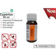 Insecticid universal - Cypertox 50 ml