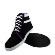 Elvace Black Online Dc Sneakers-7014