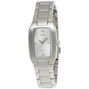 Casio Enticer Analog White Dial Womens Watch - Ltp-1165A-7C2Df (A265)