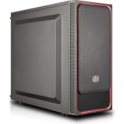 Kućište Cooler Master Chassis MASTERBOX E500L Red, MCB-E500L-KN5N-S01