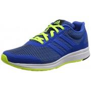 adidas Men's Mana Bounce M Syello, Conavy and Ftwwht Running Shoes - 6 UK/India (39.3 EU)