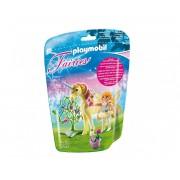 Фея на цветята с еднорог слънчеви лъчи Playmobil 5442