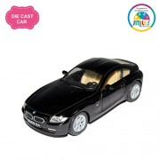 Smiles Creation Kinsmart 1:32 Scale BMW Z4 Coupe Car Toys, Black