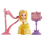 Mattel Disney Sofia The First Amber With Harp Doll