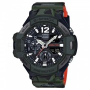 casio g-shock GA-1100SC-3A bluetooth maestro de la serie G reloj de pulsera-verde
