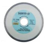 Disc diamantat gresie portelanata 115 mm SC-DB4,5 SANKYO