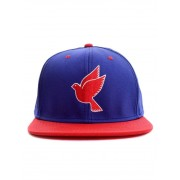 Galagowear Save Us Combo Snapback Blue/Red
