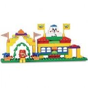 Sluban M38-B6012 Amusement Park Educational Toy Multi Colour