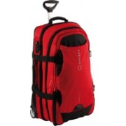 Delsey CROSS TRIP Expandable Check-in Luggage - 27 inch(Red)