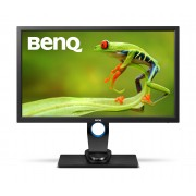 "Benq SW2700PT 27"" 2K Ultra HD LED Black computer monitor"