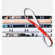 Women's UA Graphic Mini Headbands - 6 Pack