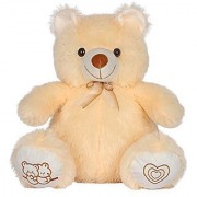 Ultra Baby Bear Teddy 18 Inches - Butter