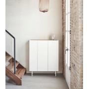 Escritorio nordico de diseño moderno SUCCESS de madera