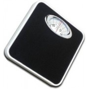 Granny Smith Virgo Analog Weight Machine Capacity 120Kg Manual Mechanical Full Metal Body Analog Weighing Scale(Black)
