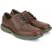 Clarks Cushox Pace Causal shoes For Men(Brown)