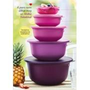 Aloha tál 7,5 L lila Tupperware