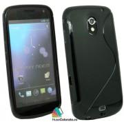 Husa Samsung i9250 Galaxy Nexus Silicon Gel Tpu S-Line Neagra