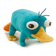 "Disney Phineas And Ferb - Plush Mini Bean Bag Toy - 10"" Perry-Ha4P4R5Aa"