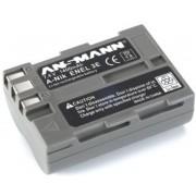 Ansmann Li-Ion battery packs A-NIK EN EL 3E Lithium-Ion (Li-Ion) 1400mAh 7.4V oplaadbare batterij/accu