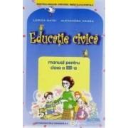 Educatie Civica Cls 3 2011 - Lorica Matei Alexandra Manea