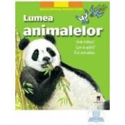 Lumea animalelor - Enciclopedia pentru copii