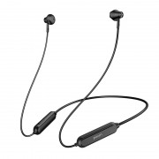 PICUN Y2-C In-ear Sports Bluetooth Earphone IPX5 Waterproof Headset with Mic - Black