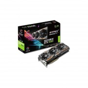 Tarjeta de Video NVIDIA ASUS GeForce GTX 1060 STRIX GAMING OC, 6GB GDDR5, 2xHDMI, 1xDVI, 2xDisplayPort, PCI Express x16 3.0 STRIX-GTX1060-O6G-GA