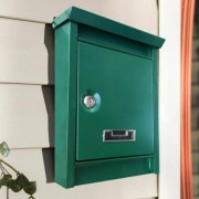 Postaláda - több színben - Zöld